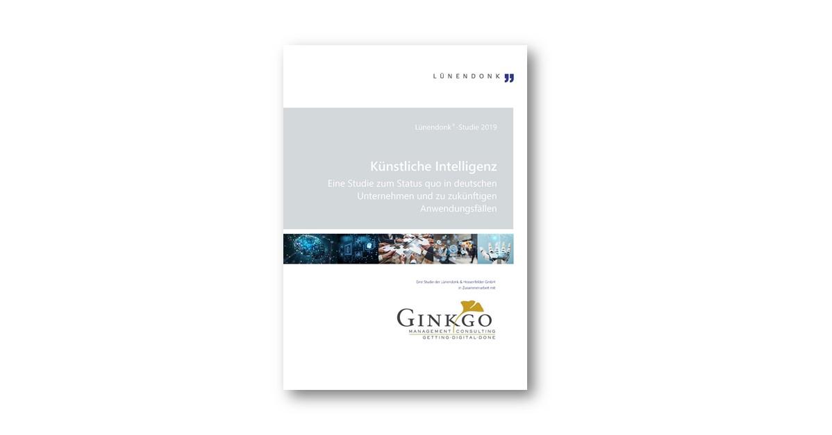 Lünendonk-Studie 2019: Künstliche Intelligenz