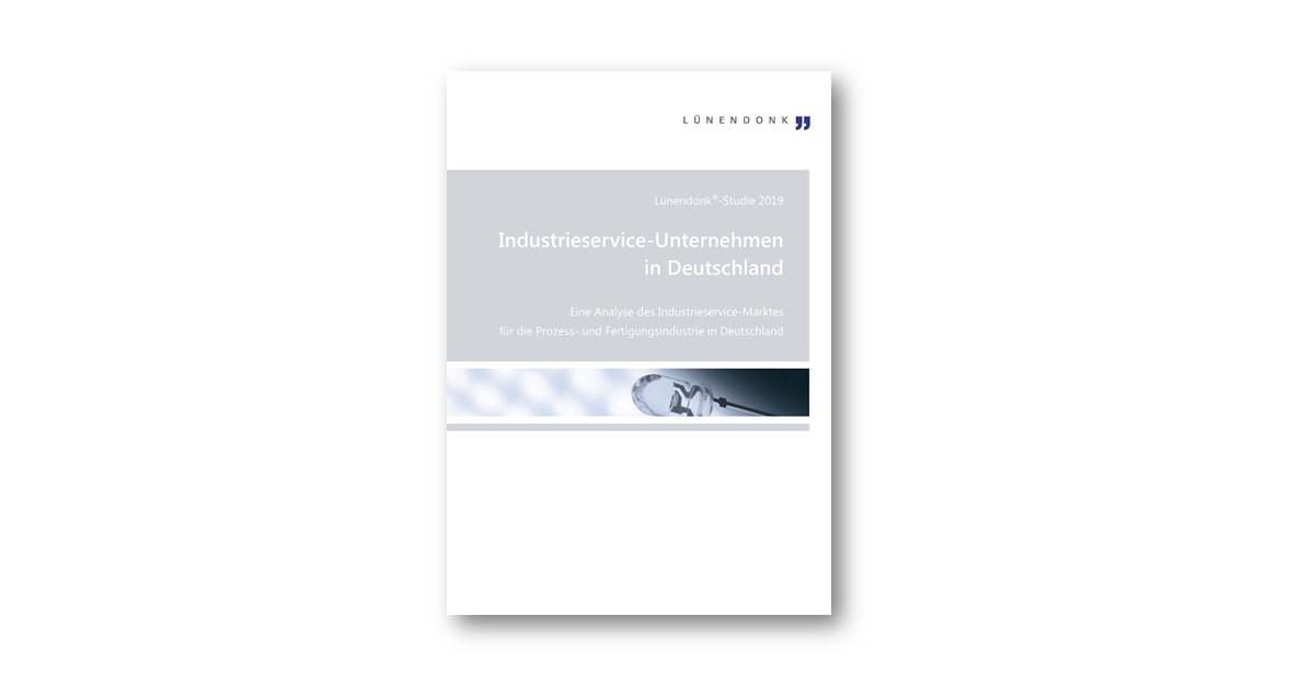 Lünendonk-Studie 2019: Industrieservice-Unternehmen in Deutschland