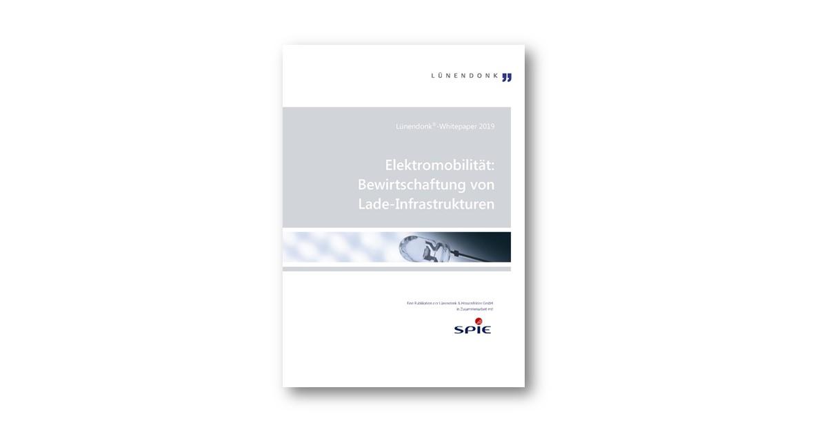 Lünendonk-Whitepaper 2019 Elektromobilität: Bewirtschaftung von Lade-Infrastrukturen