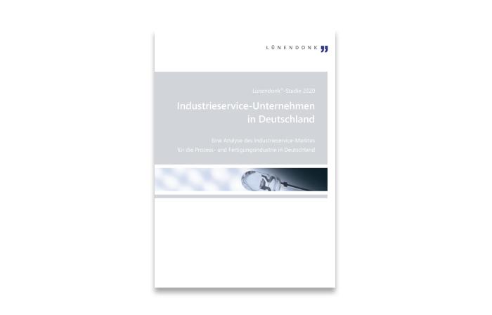 Lünendonk-Studie 2020: Industrieservice-Unternehmen in Deutschland