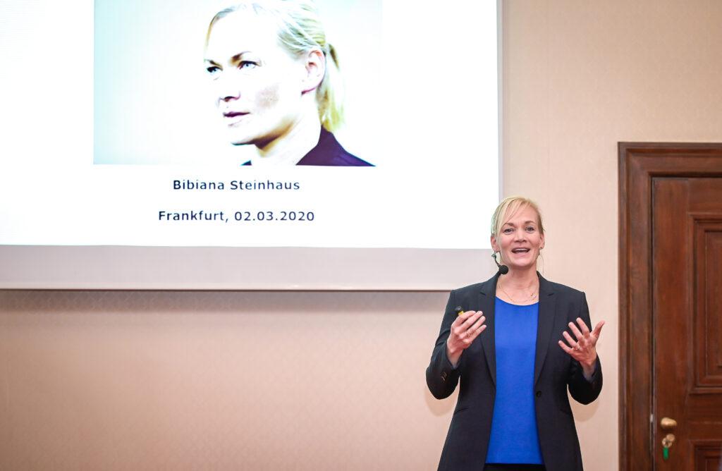 Lünendonk-Tag 2020: Bibiana Steinhaus