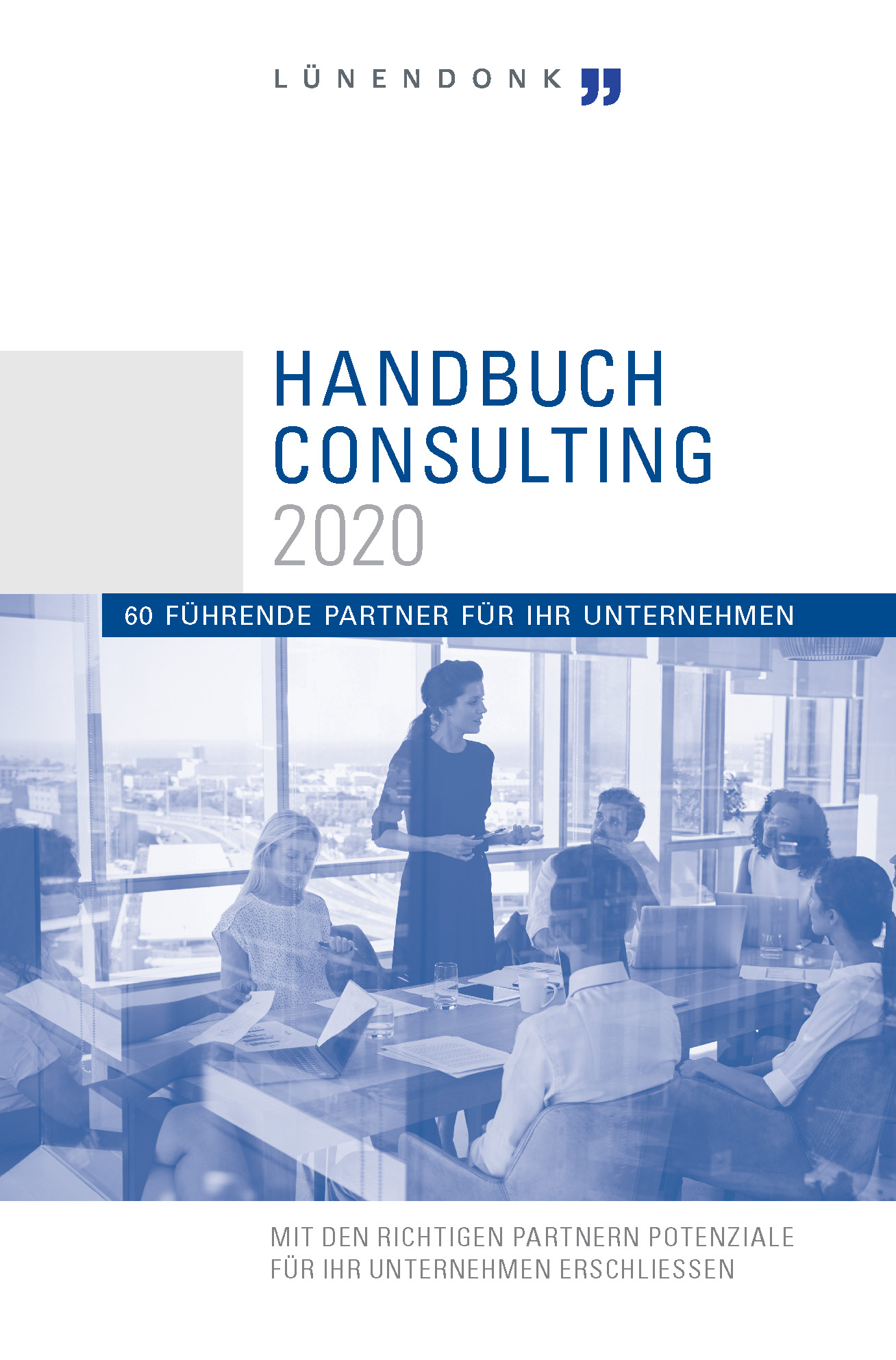 Lünendonk Handbuch Consulting 2020