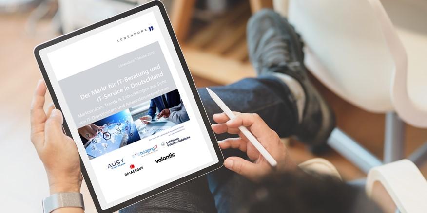Lünendonk-Studie 2020 Der Markt für IT-Beratung und IT-Service in Deutschland