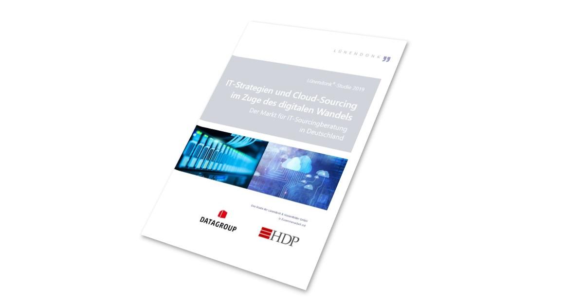 Lünendonk-Studie 2019: Der Markt für IT-Sourcingberatung in Deutschland