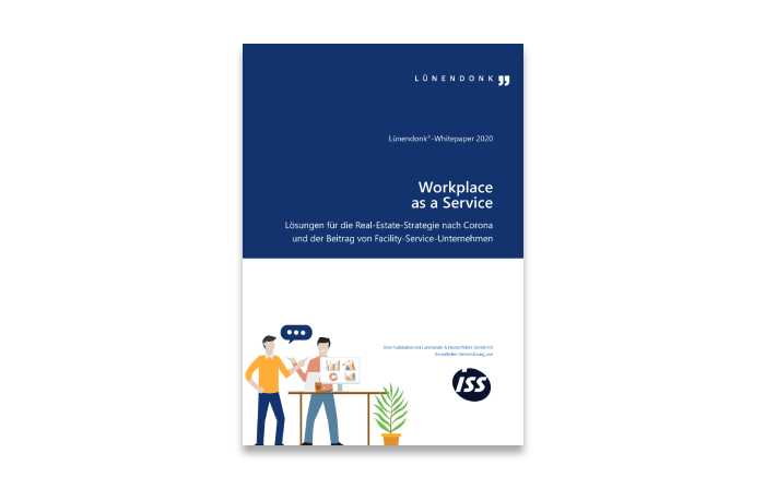Lünendonk-Whitepaper 2020: Workplace as a Service