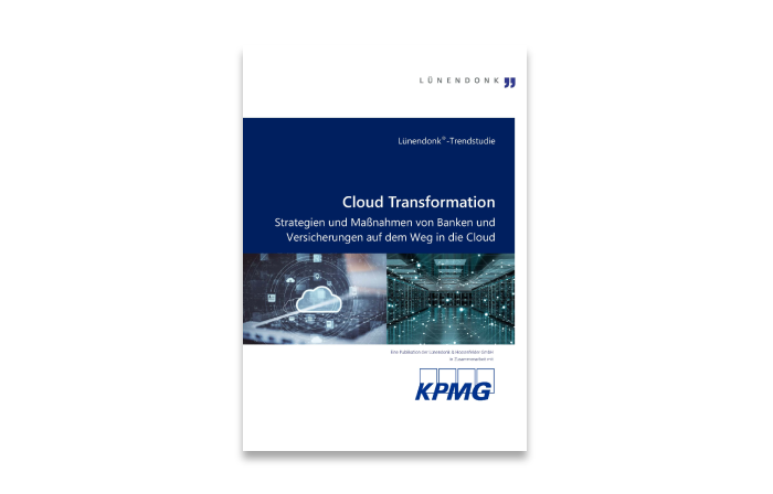 Lünendonk Cloud Transformation KPMG