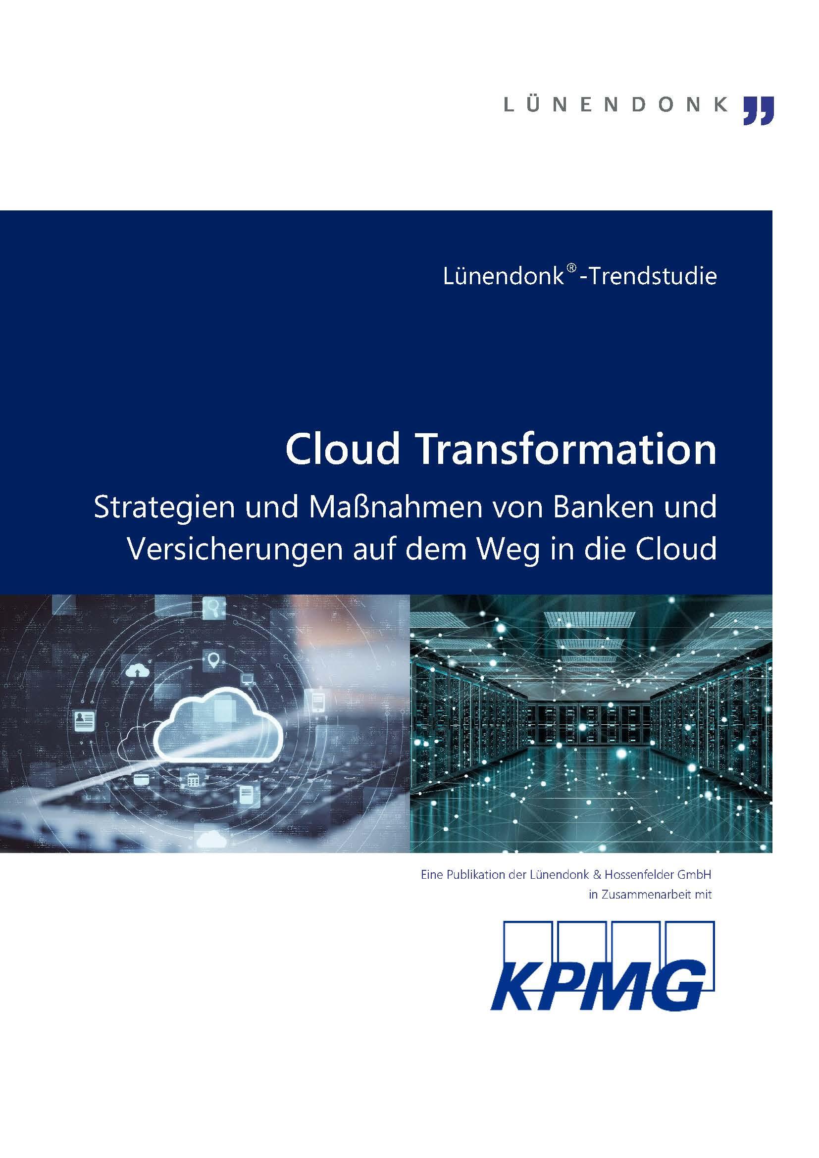 Cloud Transformation Lünendonk Trendstudie KPMG