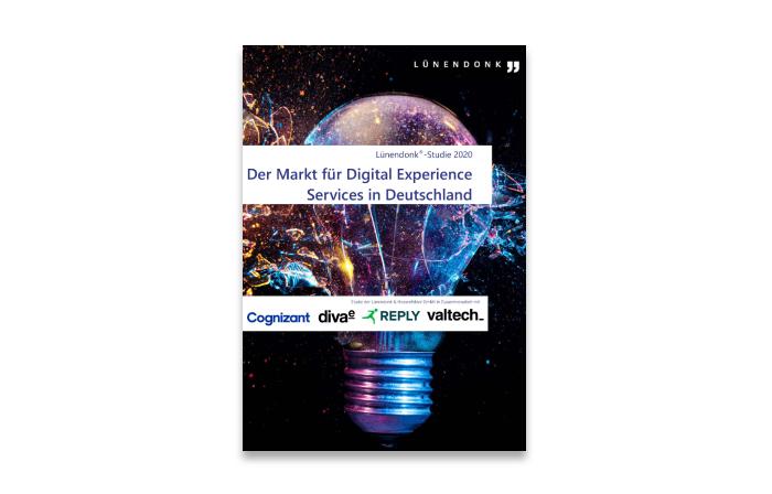 Lünendonk-Studie 2020 Der Markt für Digital Experience Services in Deutschland